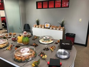 Corporate Event - Catered Food
