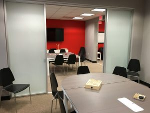 Small and Medium Conference Rooms